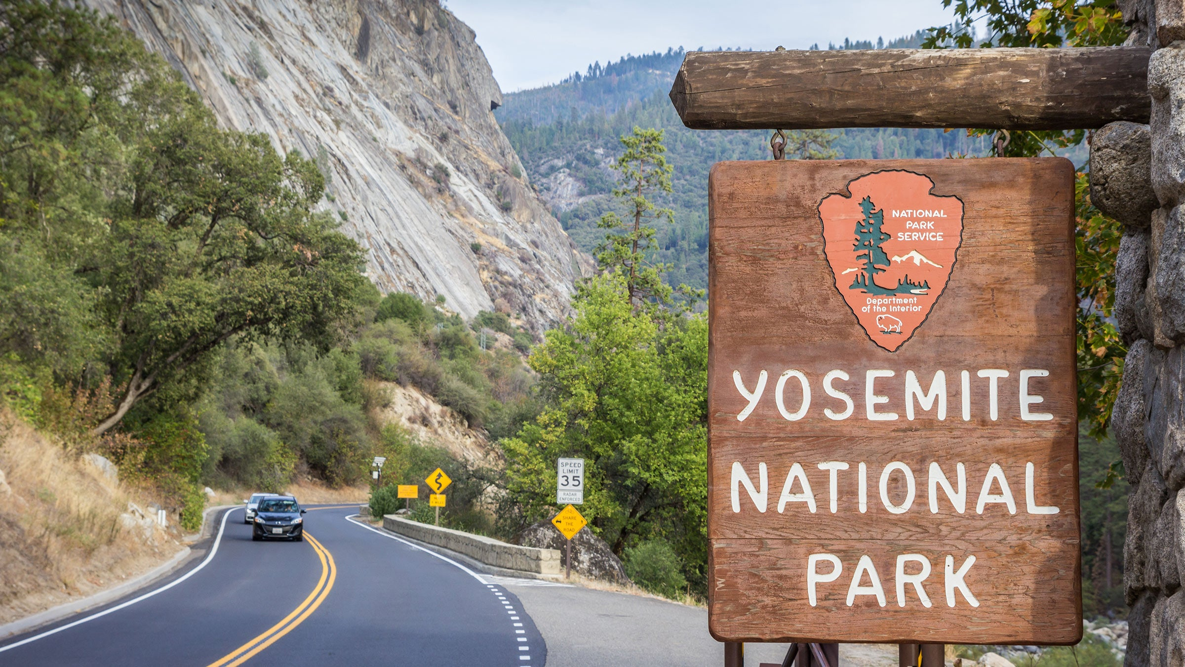 69-Year-Old Hiker Missing In Yosemite